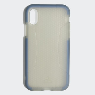 Agravic Case iPhone X Ash Silver / Hi-Res Blue CK4901