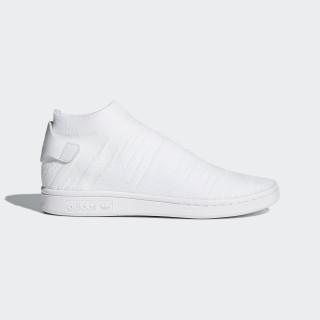Stan Smith Sock Primeknit Shoes Cloud White / Cloud White / Cloud White CQ2902