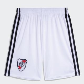 Shorts Club Atlético River Plate Tercer Kit WHITE/BLACK CE6301