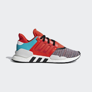 EQT Support 91/18 Shoes Bold Orange / Ftwr White / Core Black D97049