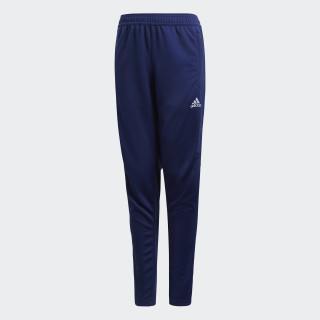 Tiro17 Training Pants Blue / White BQ2730