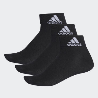 Performance Thin Ankle Socken, 3 Paar Black AA2321