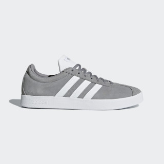 Tênis VL Court 2.0 GREY THREE F17/FTWR WHITE/FTWR WHITE B43807