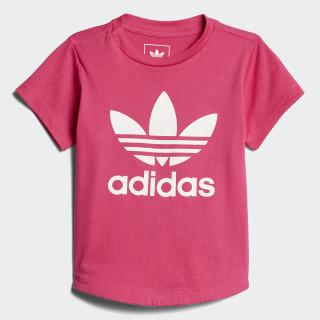 T-shirt Colorida Eqt Pink CE8913