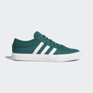 Matchcourt Schoenen Noble Green / Ftwr White / Gum4 B22789