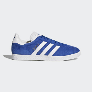Gazelle Shoes Collegiate Royal / White / Gold Metallic S76227