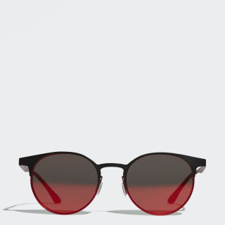 AOM000 Sonnenbrille Black / Scarlet / Scarlet CK4835
