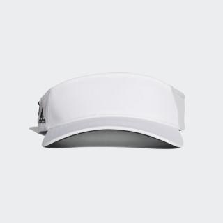 Low-Crown Visor White CG0466