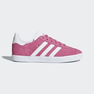 Chaussure Gazelle Semi Solar Pink / Ftwr White / Semi Solar Pink B41514