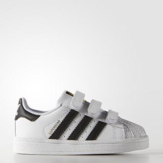 Superstar Foundation Comfort Straps Shoes Cloud White / Core Black / Cloud White B23637