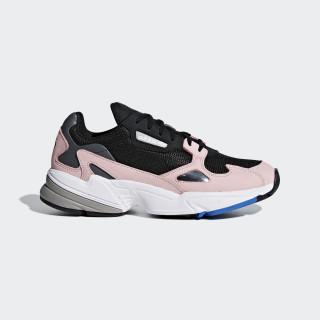 Falcon Schuh Core Black / Core Black / Light Pink B28126