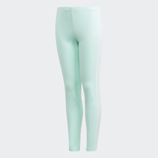 3-Stripes leggings Clear Mint / White DH2662