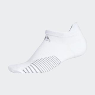 Run Tabbed No-Show Socks White CK1780