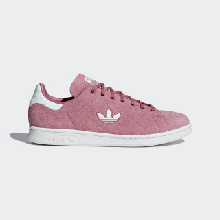 Stan Smith Shoes Trace Maroon / Cloud White / Crystal White B37895