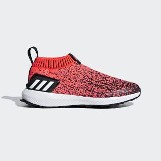 RapidaRun Laceless Shoes Solar Red / Cloud White / Core Black D97546