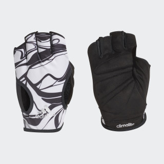 Climalite Gloves White / Black CY6247