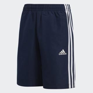 Essentials 3-Stripes Shorts Collegiate Navy/White CF2649