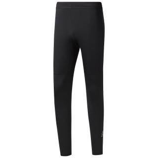 Running Thermowarm Touch Winter Tight Black CY4699