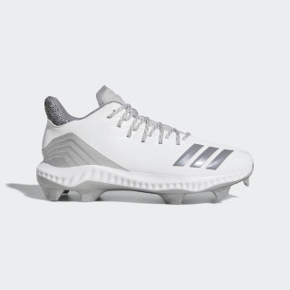 Icon Bounce TPU Cleats Cloud White / Grey / Grey AQ0138
