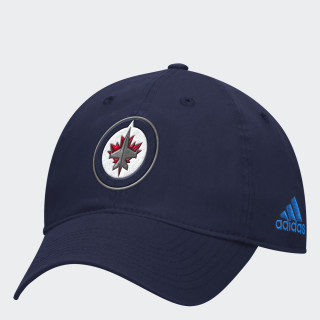 Casquette Jets Adjustable Slouch White CP8453