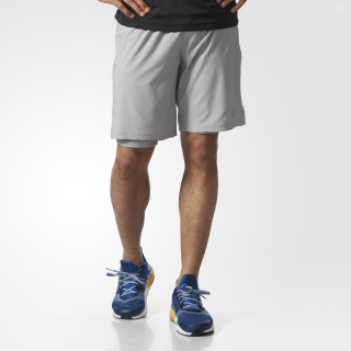 Shorts Supernova Dual MGH SOLID GREY AZ2994
