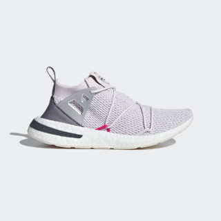 Arkyn Primeknit Shoes Orchid Tint / Orchid Tint / Grey Three D96760