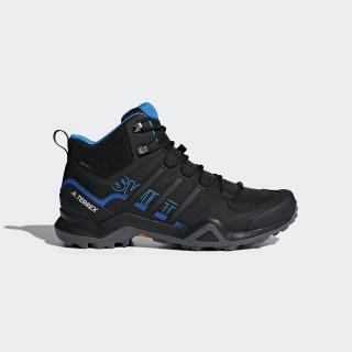 Chaussure Terrex Swift R2 Mid GTX Core Black / Core Black / Bright Blue AC7771