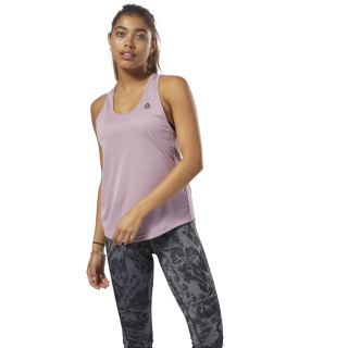 Performance Mesh Tank Infused Lilac DN6986