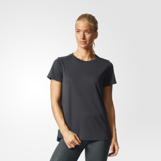 Camiseta Climachill CHILL BLACK MEL. B45814