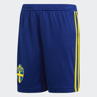 Sweden Home Shorts Mystery Ink/Yellow BR3828