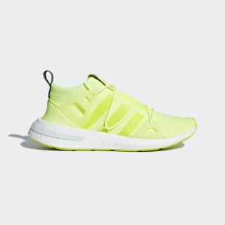 Arkyn Shoes Glow / Semi Solar Yellow / Grey Five B28111