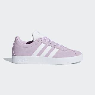 VL Court 2.0 Shoes Clear Lilac / Ftwr White / Ftwr White B75691