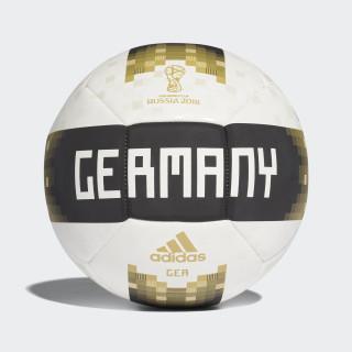 Germany Ball White / Black / Matte Gold CE9960