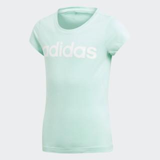 T-shirt Essentials Linear Clear Mint / White DJ1334