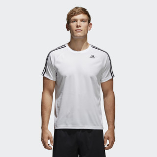 Camiseta D2M 3-Stripes WHITE BK0971