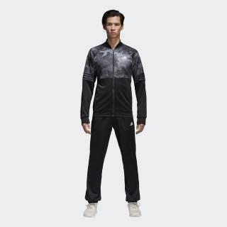 Conjunto deportivo Cozy BLACK/WHITE CF1609