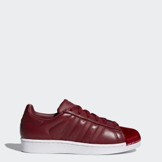 Superstar 80s Shoes Collegiate Burgundy / Collegiate Burgundy / Cloud White BZ0644