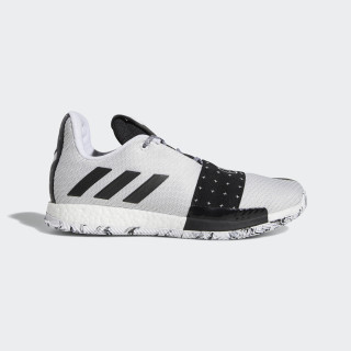 Tênis Harden Vol 3 FTWR WHITE/CORE BLACK/LGH SOLID GREY AQ0035