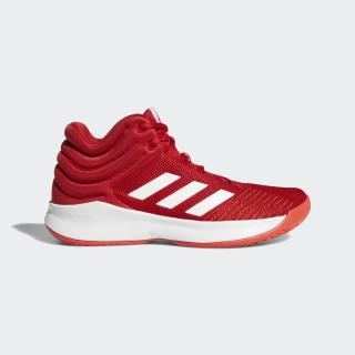 Pro Spark 2018 Shoes Scarlet / Ftwr White / Hi-Res Red B44964