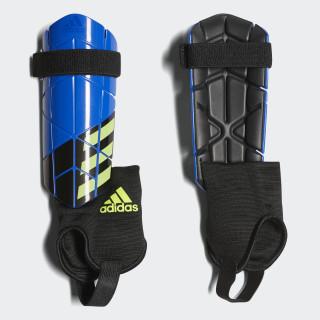 X Reflex Schienbeinschoner Football Blue / Black / Solar Yellow CW9731
