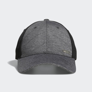 Quilted Mesh-Back Hat Grey CZ0220