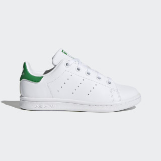 Chaussure Stan Smith Cloud White / Cloud White / Green BA8375