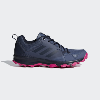 Zapatilla adidas TERREX Tracerocker Tech Ink / Trace Blue / Real Magenta AC7944