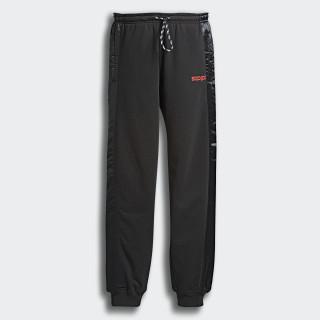 Sportovní kalhoty adidas Originals by AW Black DT9503