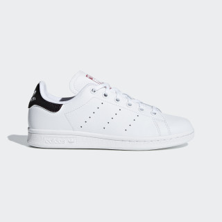 Stan Smith Shoes Ftwr White / Ftwr White / Trace Maroon B37186