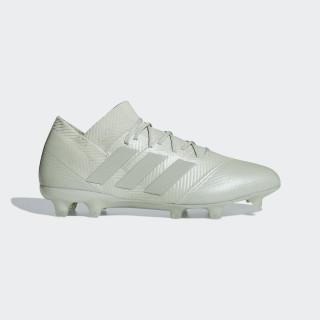 Bota de fútbol Nemeziz 18.1 césped natural seco Ash Silver / Ash Silver / White Tint DB2081
