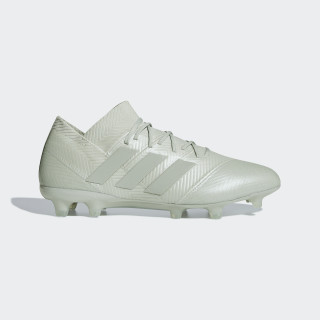 Nemeziz 18.1 Firm Ground støvler Ash Silver / Ash Silver / White Tint DB2081