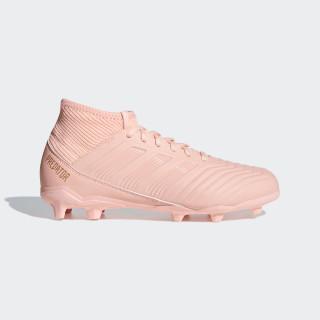 Bota de fútbol Predator 18.3 césped natural seco Clear Orange / Clear Orange / Trace Pink DB2317