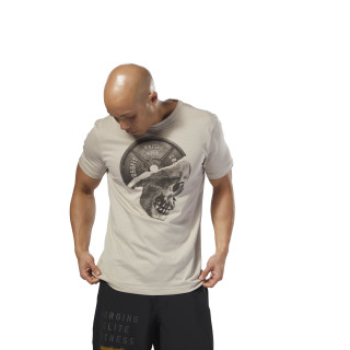 Reebok CrossFit Tee Parchment DH3690