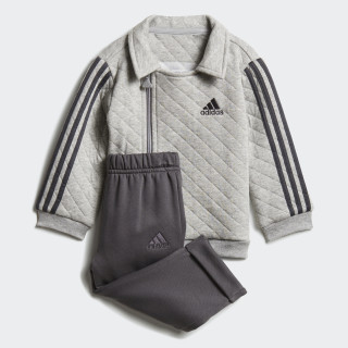 Jogger træningsdragt Medium Grey Heather / Black / White DJ1556